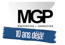 Logo Prévention & Formation MGP
