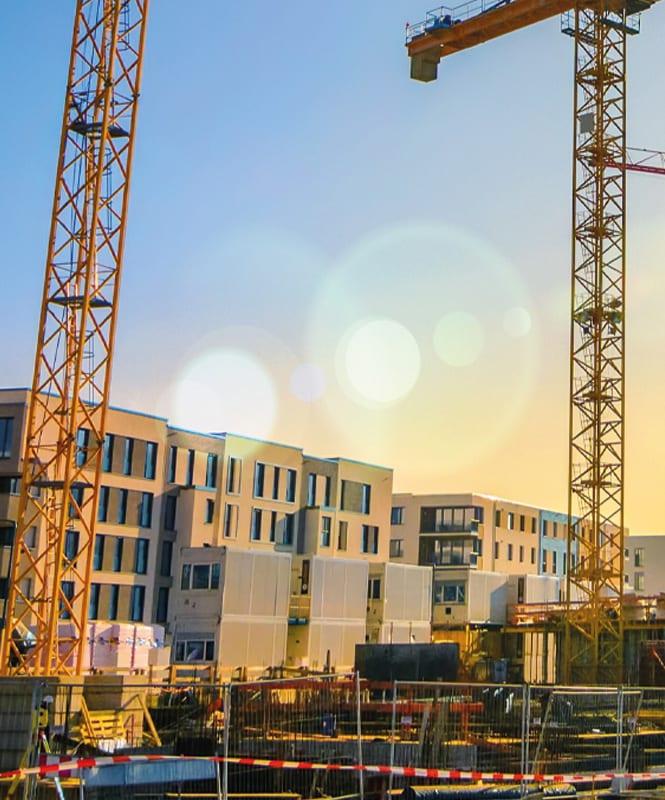Sécurité sur les chantiers de construction