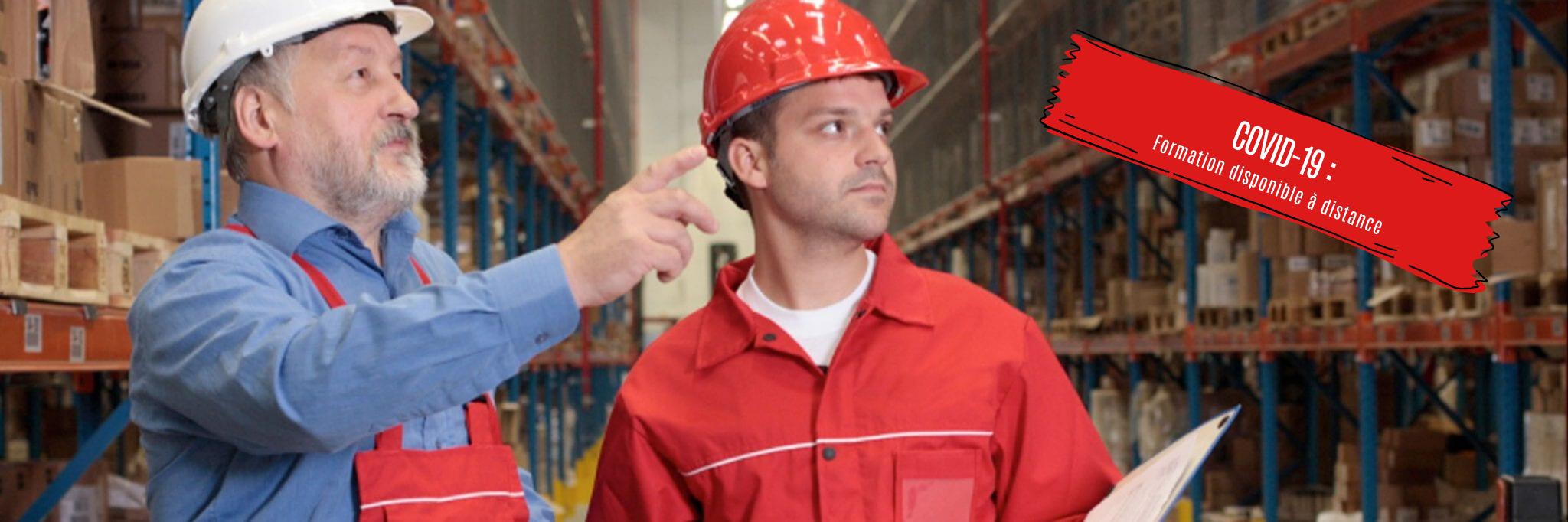 Sécurité - Inspecteur en prévention sur lieux de travail